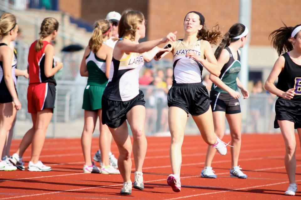 Lafayette Girls Track