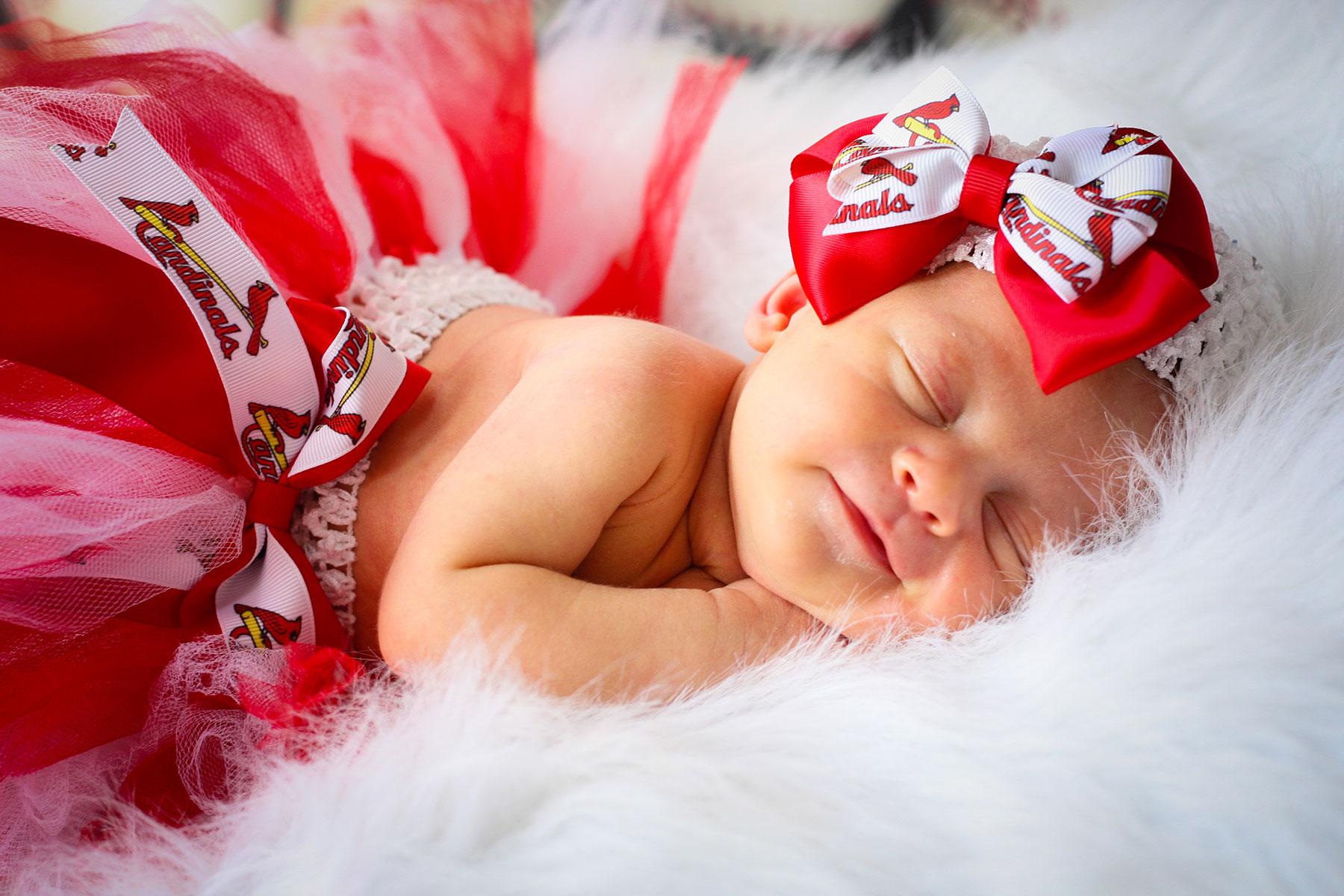 Cardinals Baby